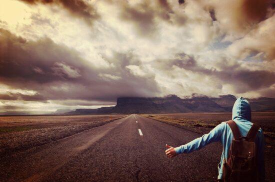 Podróż autostopem-podróżą życia